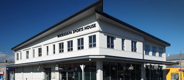 Wairarapa Sports House